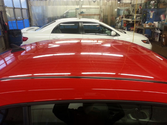Diamond Gloss® Paint Protection