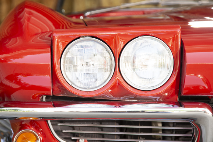 Don't Be Left in the Dark- We're talking about headlights Header