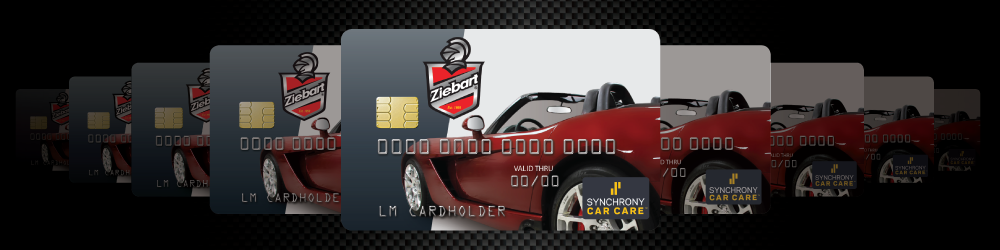 Ziebart Credit Card - Car Care One