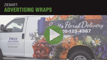 Advertising Wraps and Car Decals