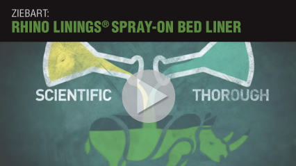 Rhino Linings Spray On Bed Liner