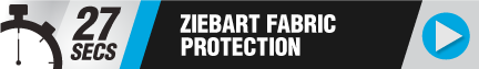 Ziebart Fabric Protection -  Auto Detailing