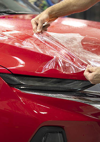 Featured Service: Paint Protection