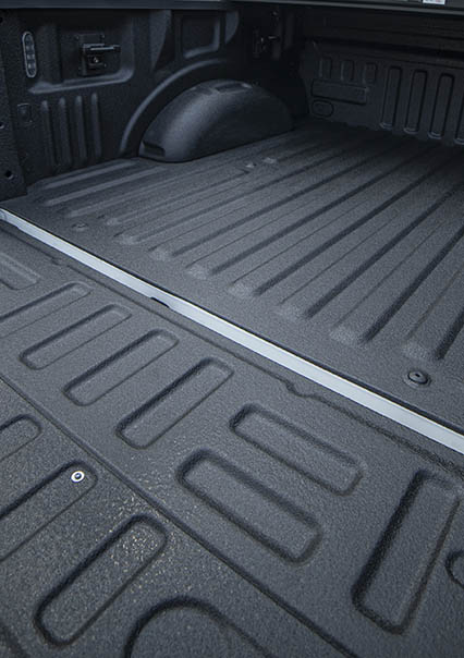 Featured Service:  Spray-On Bed Liner