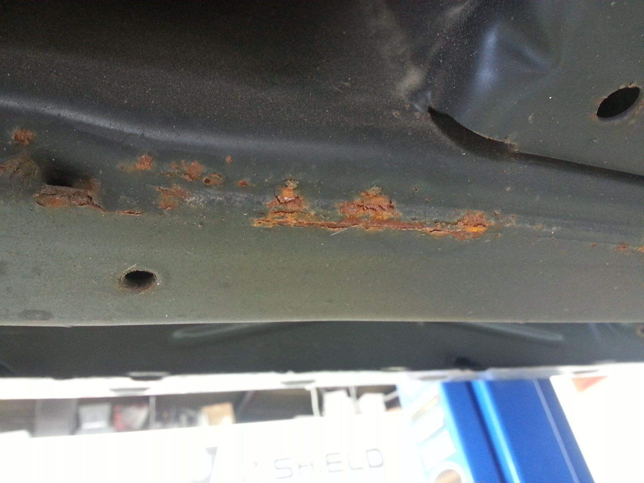 Rust Protection (2)