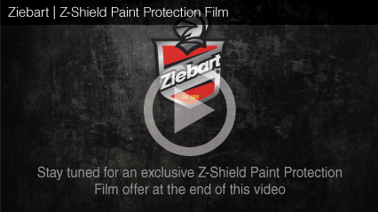 Z-Shield Paint Protection Film Offer