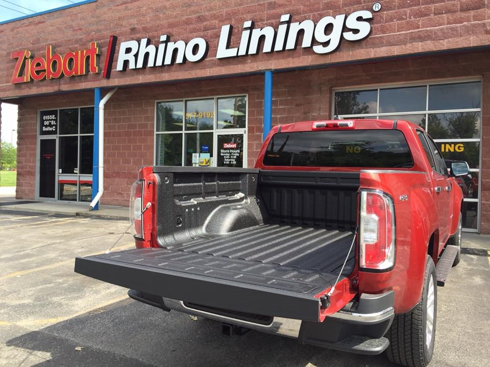 protective bed spray liners liner linings on rhino coatings and milton truck