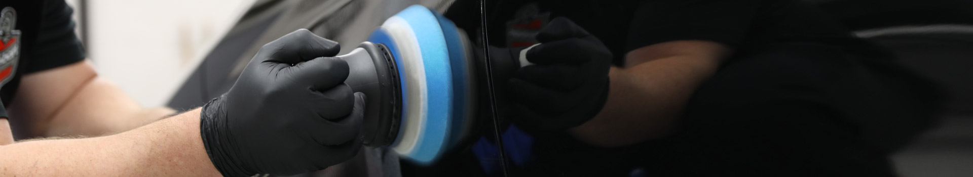 Paint Correction Polishing Process Banner 4