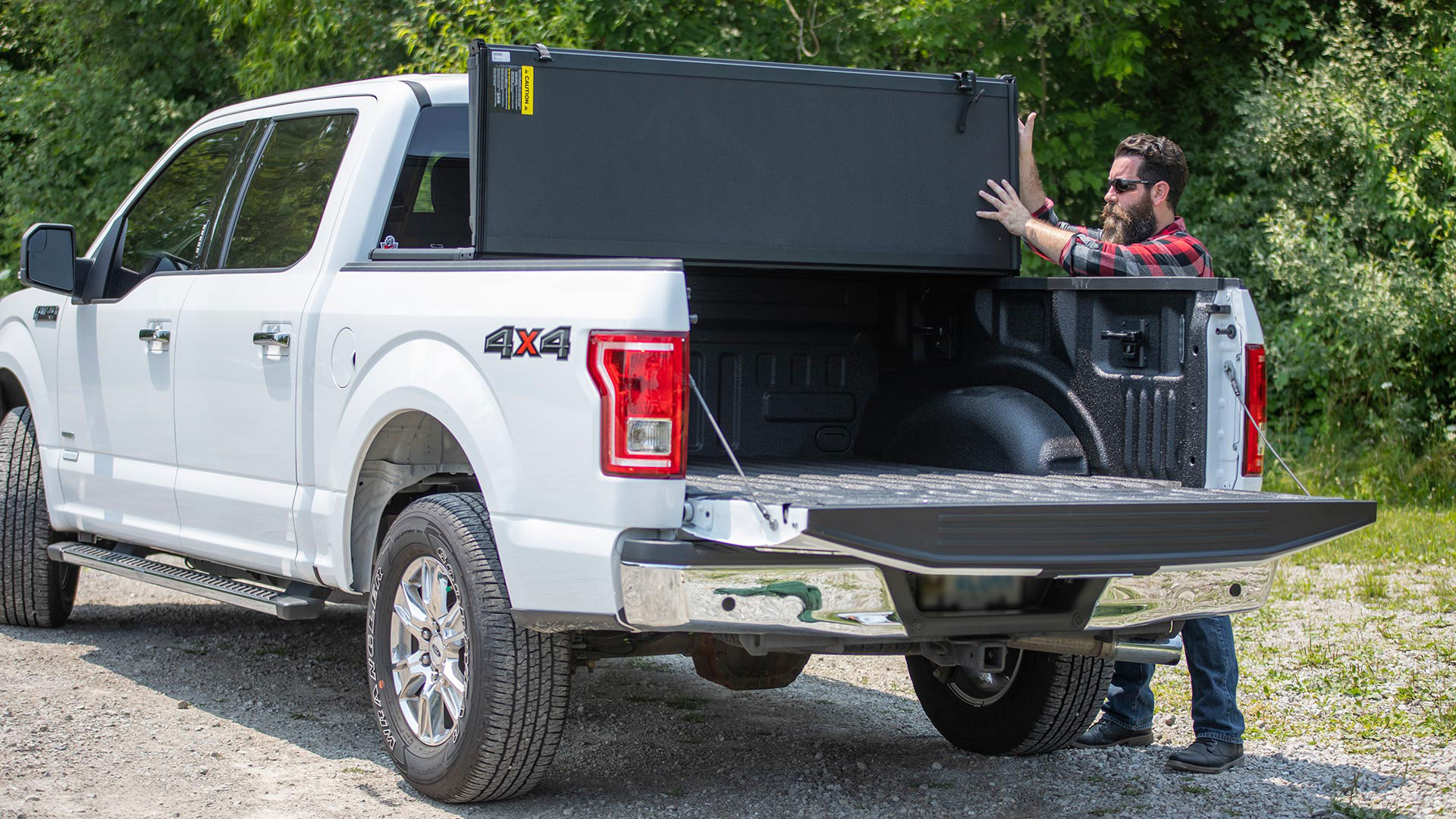 Ride in Style with Truck Accessories