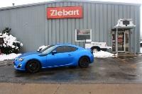 IL07 finished blue sedan